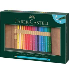 Faber-Castell - Albrecht Dürer watercolour pencil, pencil roll