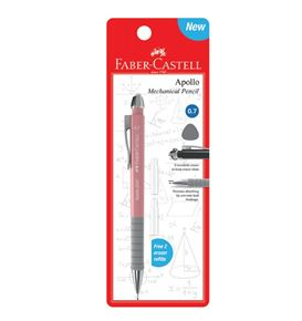 Faber-Castell - Mechanical Pencil Apollo 0.7mm BC