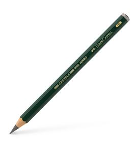 Faber-Castell - Castell 9000 Jumbo graphite pencil, HB