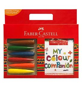 Faber-Castell - Crayons My colour companion