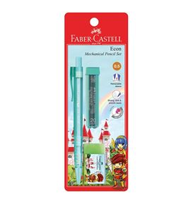 Faber-Castell - Mech. Pencil Set Econ 20/21 BTS