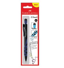 Faber-Castell - Mechanical pencil Z-Pencil, 0.7mm, blistercard of 1