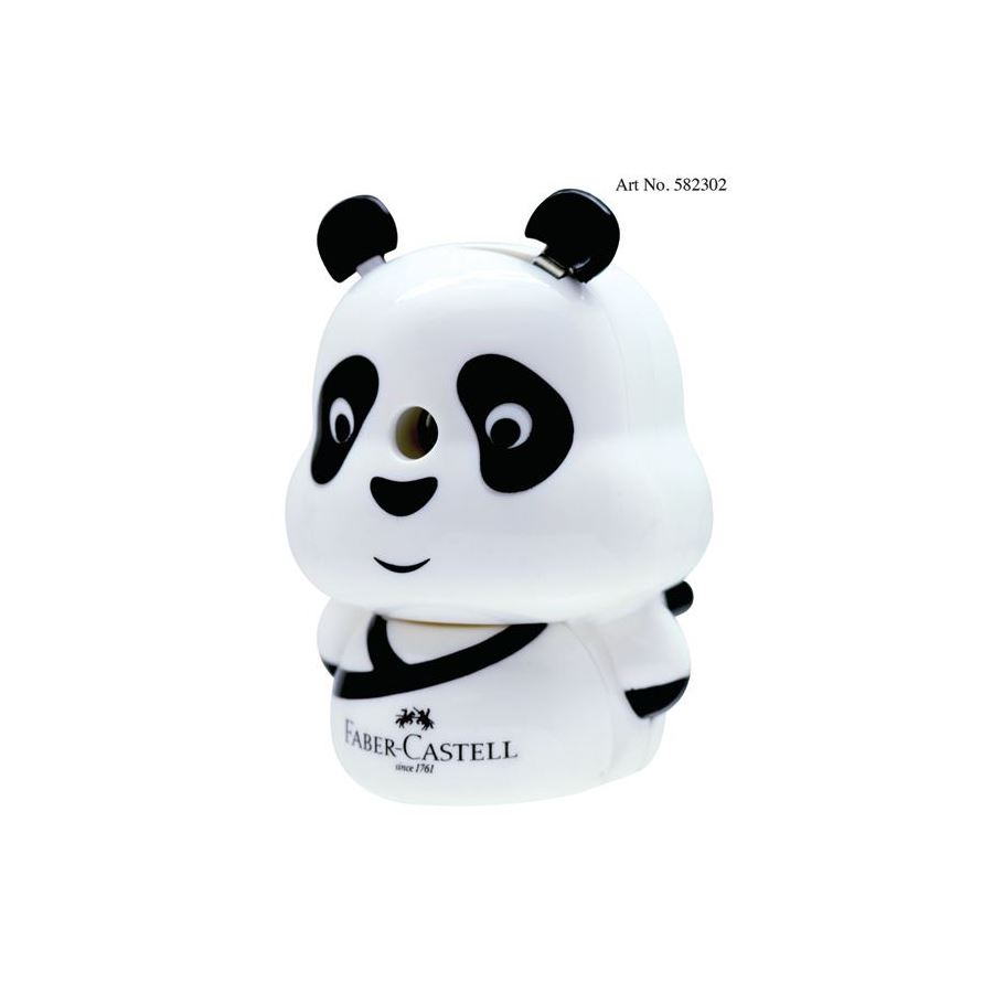 Faber-Castell - Sharpener table top, Panda Design