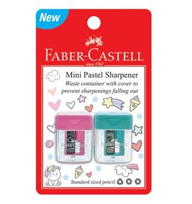 Faber-Castell - Sharpener Mini Pastel