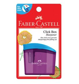 Faber-Castell - ClickBox Container Sharpener BC