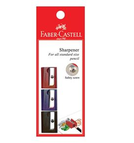 Faber-Castell - Single-hole sharpener 5848, Classic