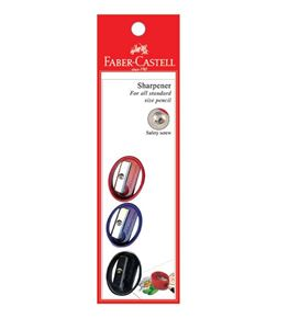 Faber-Castell - Sharpener OVAL 5849 (Classic colours)