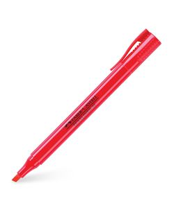 Faber-Castell - Textliner 38, red
