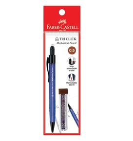 Faber-Castell - Mechancial pencil Tri Click 136001 0.5
