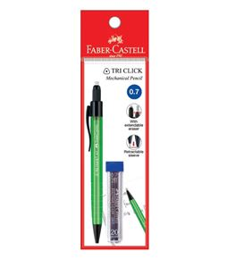 Faber-Castell - Mechancial pencil Tri Click 136101 0.7