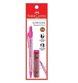 Faber-Castell - Mechanical pencil Tri Click 136201 0.5