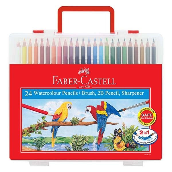 Faber-Castell - Colour pencils