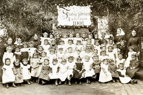 One of Germany's first kindergarten